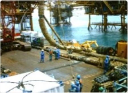 CORROSION ANALYSIS FOR LEAKING SUB-SEA PIPELINE